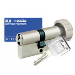 Cylindre à bouton Kaba P-Extra+
